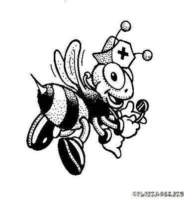 Le gîte et le couvert offerts aux abeilles