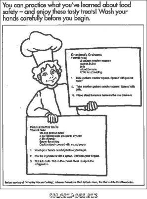 coloriages aliments page 5 aliments et cuisine