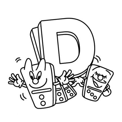 أوراق عمل الاحر ف تلوين للاطفال بالانجليزية d.jpg