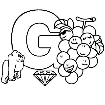 أوراق عمل الاحر ف تلوين للاطفال بالانجليزية g.jpg