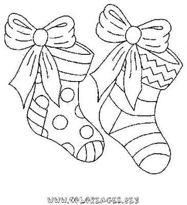 Dessin Botte De Noel.Coloriage En Ligne Bottes Pour Le Pere Noel Gratuit 9780 Noel