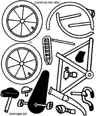 Coloriages bricolage enfant page 1 d coupages bricolages - Coloriage bricolage ...