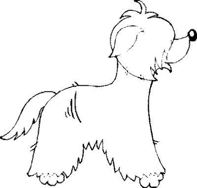 coloriage en ligne chiens adorables gratuit 11232 animaux. Black Bedroom Furniture Sets. Home Design Ideas