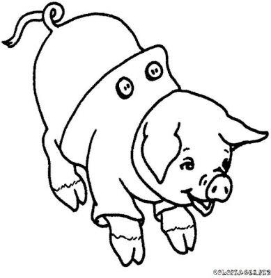 Image de cochon - Dessin cochon ...