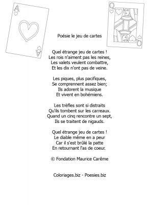 Normal Coloriage Poesie Maurice Careme Labyrinthe Animaux Jeu Labyrinte