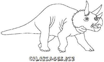 Coloriage Dinosaure Triceratops.Index Of Albums Photos Dinosaure