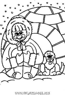 Nanouk l esquimau - Esquimau dessin ...