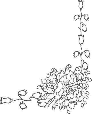 Coloriage Cadre Fleur.Coloriage En Ligne Bouquet Fleur Fete Des Grands Meres Gratuit