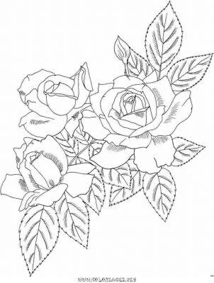 Coloriages fleurs et frises page 2 ecologie - Coloriage frise fleurs ...
