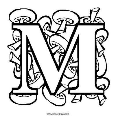 Coloriages un alphabet avec des fruits page 1 alphabet chiffres et lettres - Lettre alphabet a colorier ...