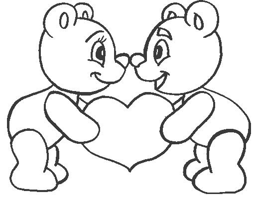 Coeur colorier et imprimer - Image de coeur a colorier ...