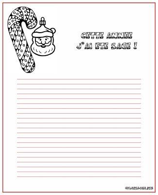 lettre_imprimer_noel_sagejpg papier lettre pour le pere noel