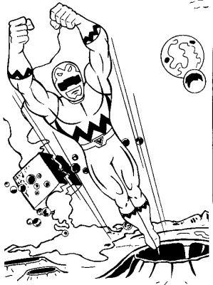 Kleurplaten Power Rangers Ninja Steel Coloriages Power Rangers Page 1 H 233 Ros