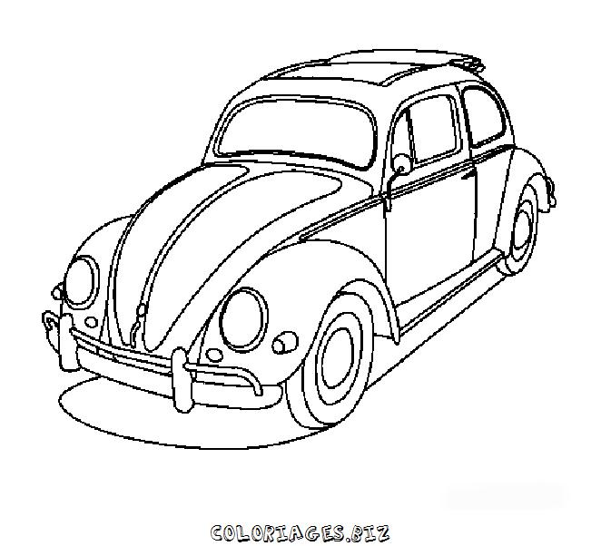 Pour vos enfants et pour les grands enfants Coloriage_voiture_0